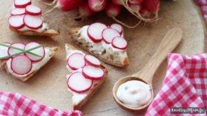 Recette rillettes de radis