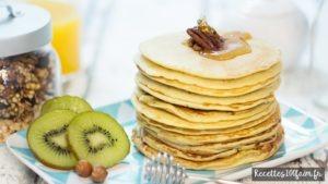 Recette pancakes classiques