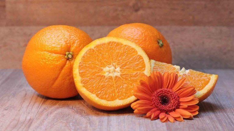 recette orange