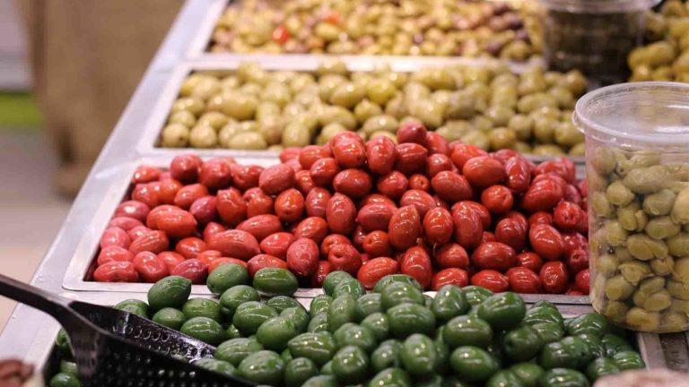 olives bonnes graisses
