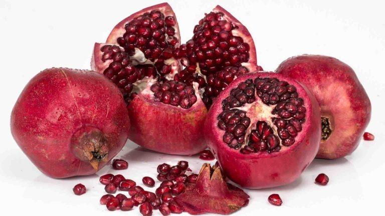 recette grenade fruit