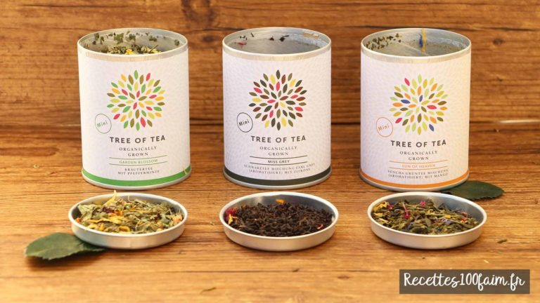 the tisane offert tree of tea