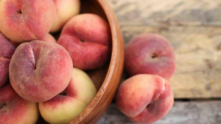 fruits legumes saison peche