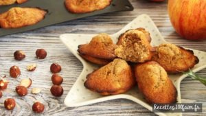 madeleines moelleuses