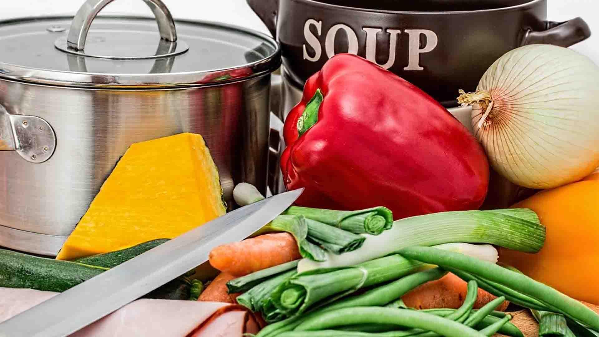 recettes theme noel soupes