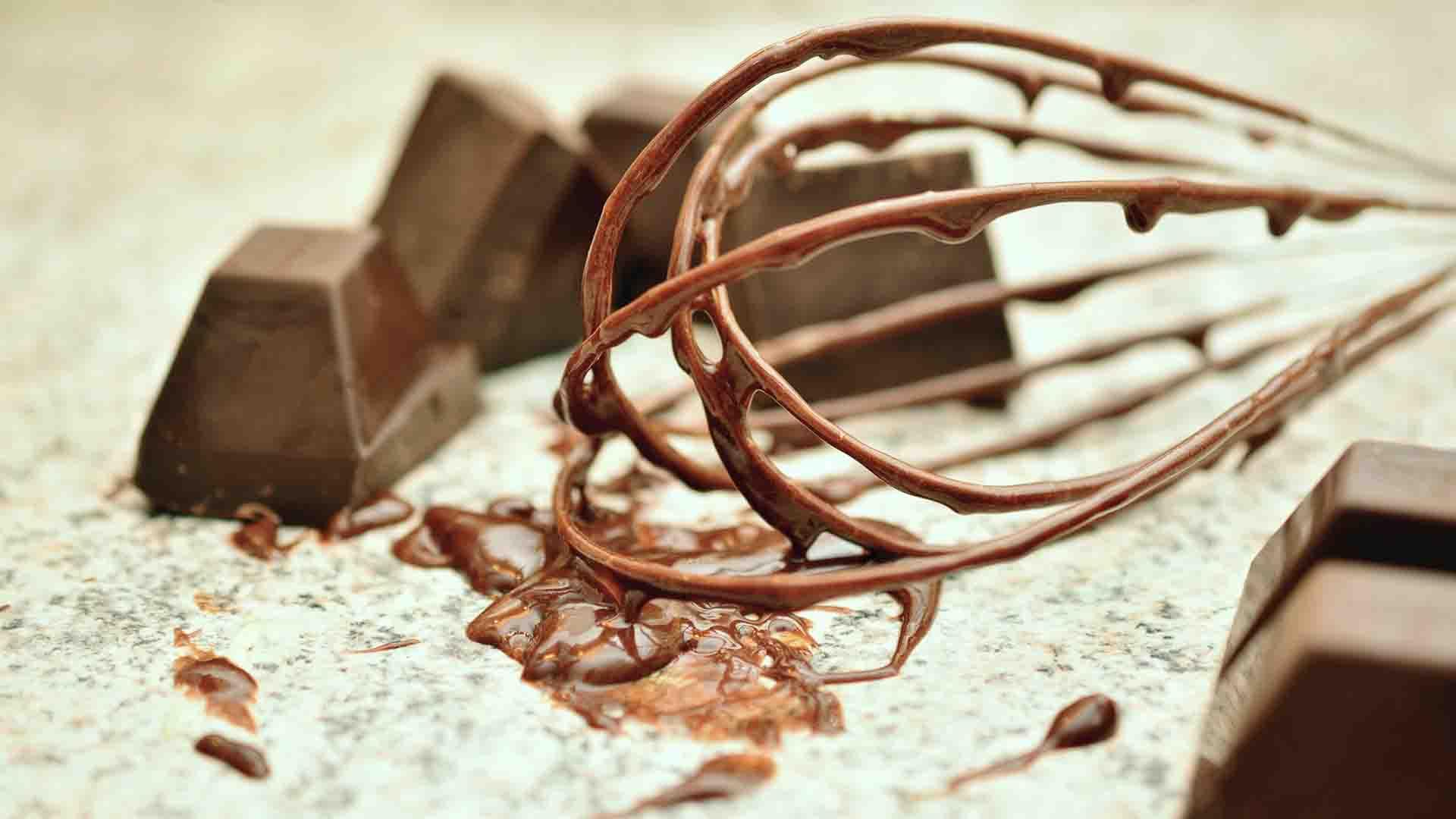 recette dessert chocolat paques