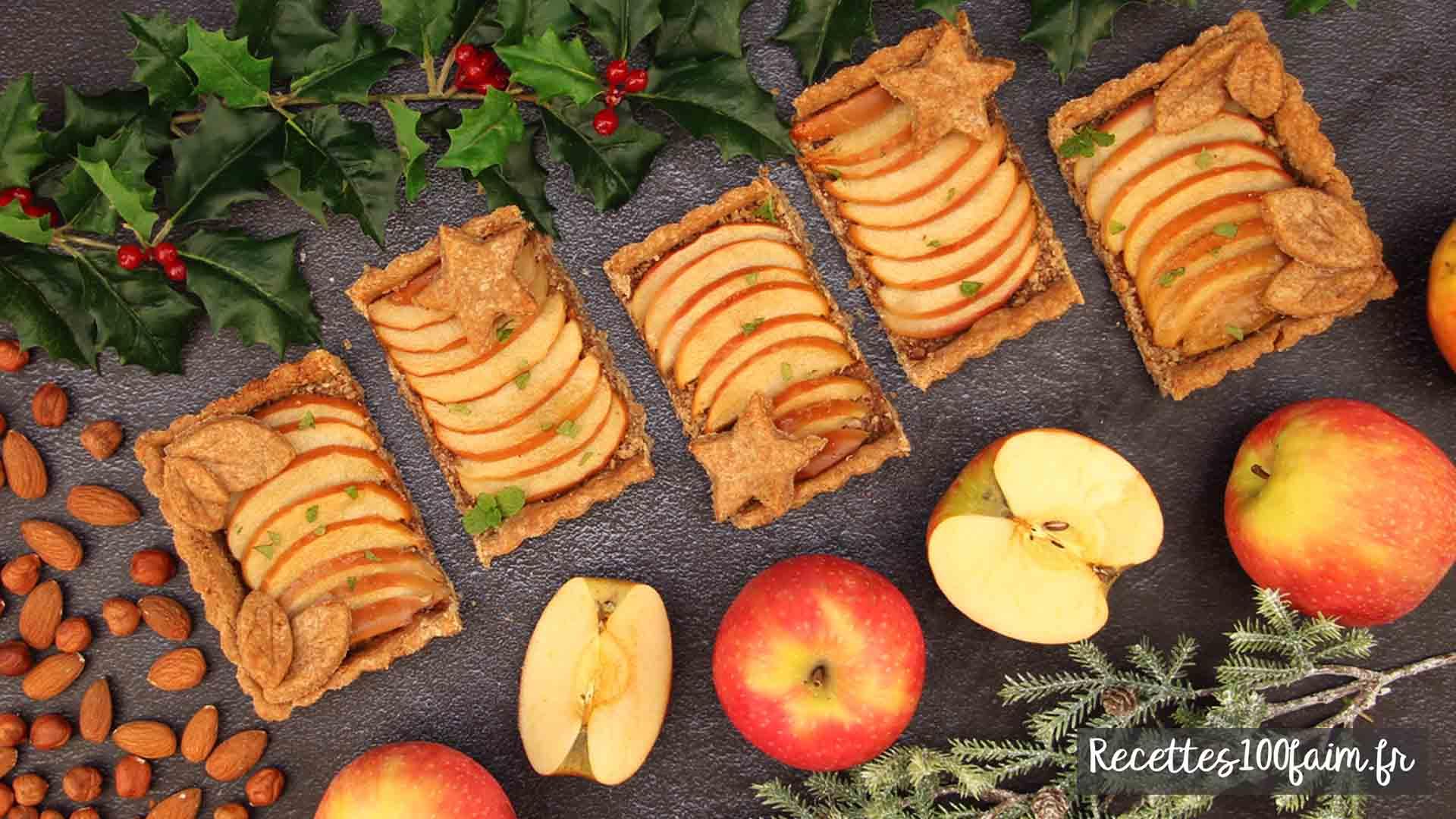 recette tarte fine pomme