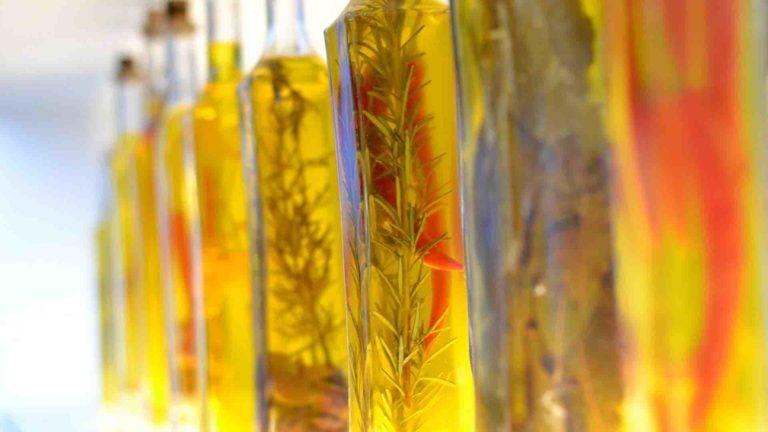 huile vegetale alleger un gateau