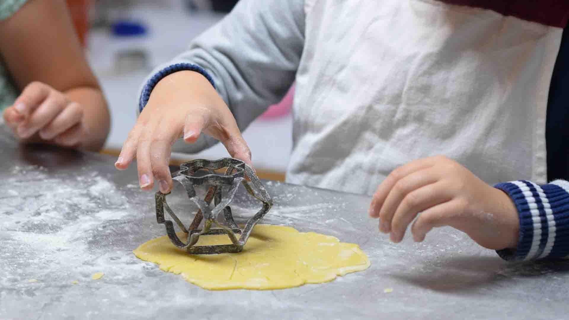 recettes cuisiner avec les enfants
