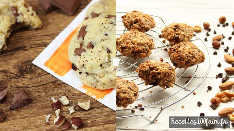 recette cookies gluten