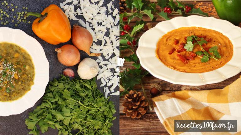 recette legumes secs gluten