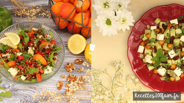 salade legumes secs gluten
